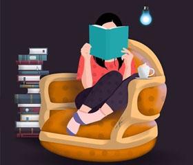 چطور مثل یک عاشق کتاب بخوانیم؟