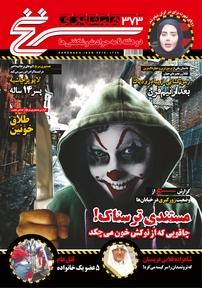 مجله دوهفتهنامه سرنخ - شماره ۳۷۳