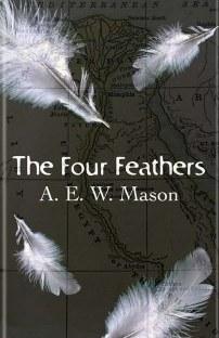 کتاب The Four Feathers