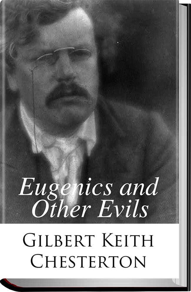 کتاب Eugenics and Other Evils