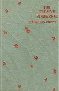 کتاب The Elusive Pimpernel