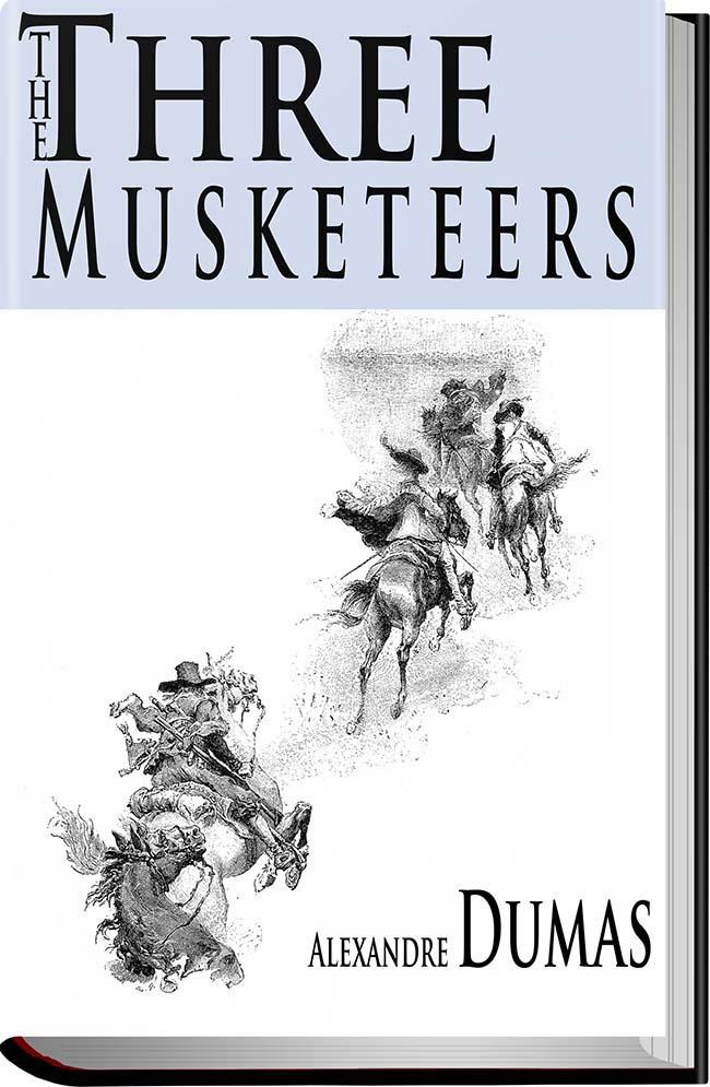 کتاب The Three Musketeers