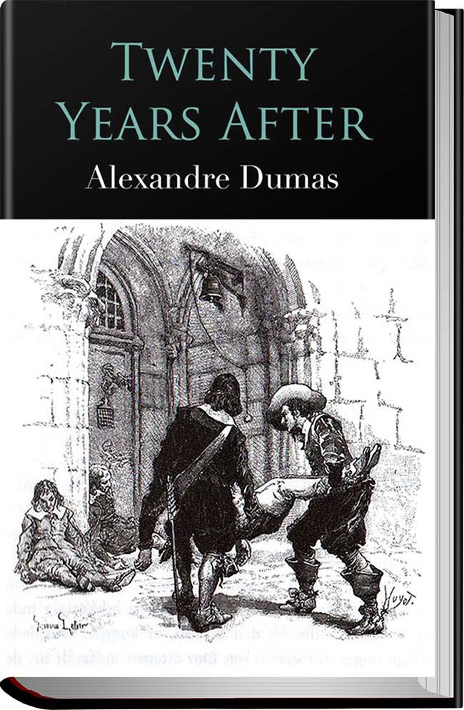 کتاب Twenty Years After