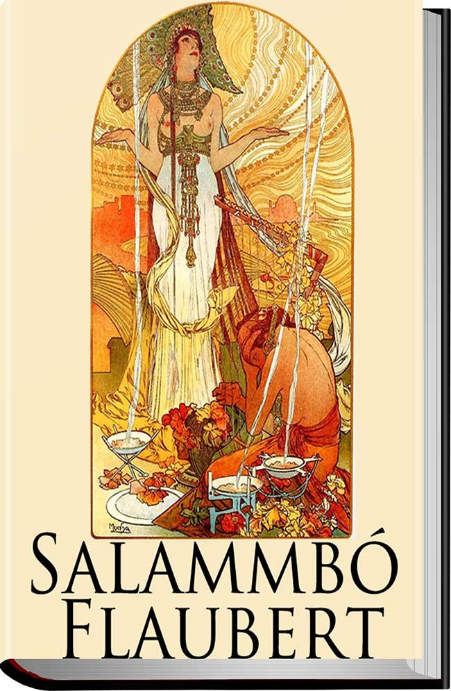 کتاب Salammbô