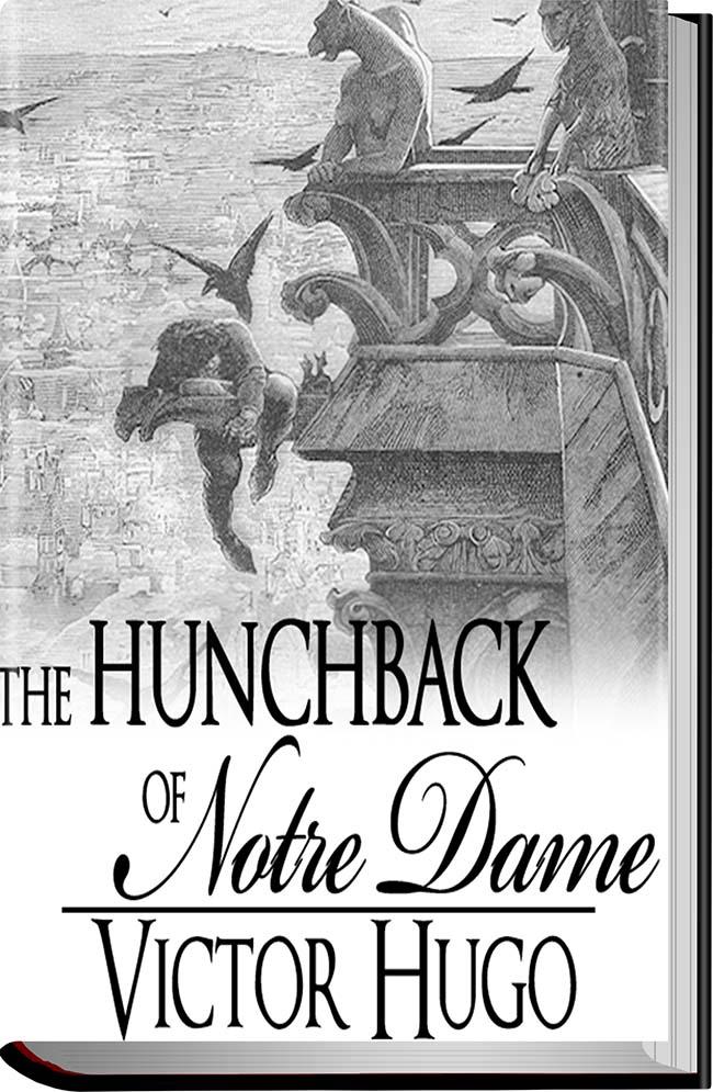 کتاب The Hunchback of Notre Dame