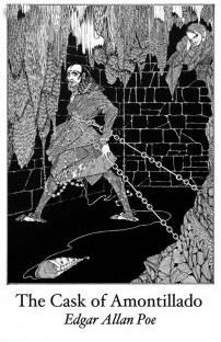 کتاب The Cask of Amontillado