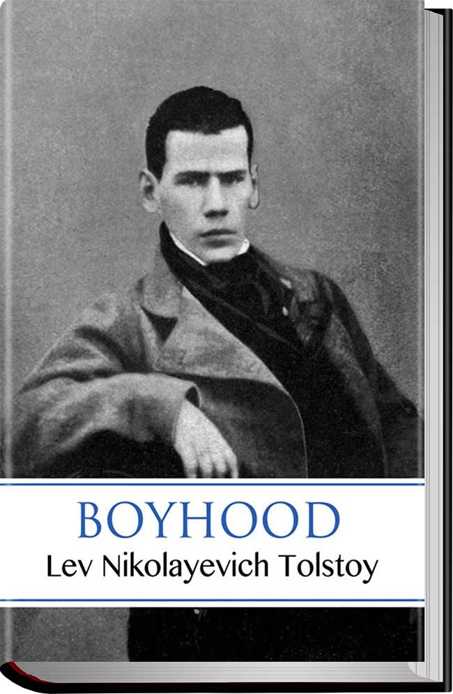کتاب Boyhood