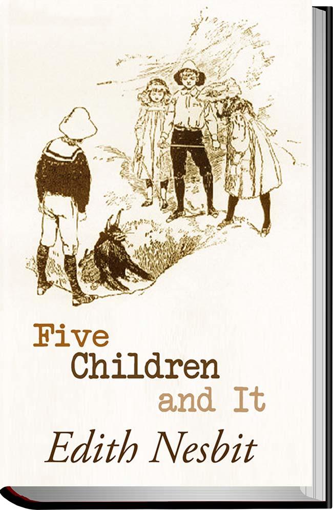 کتاب Five Children and It