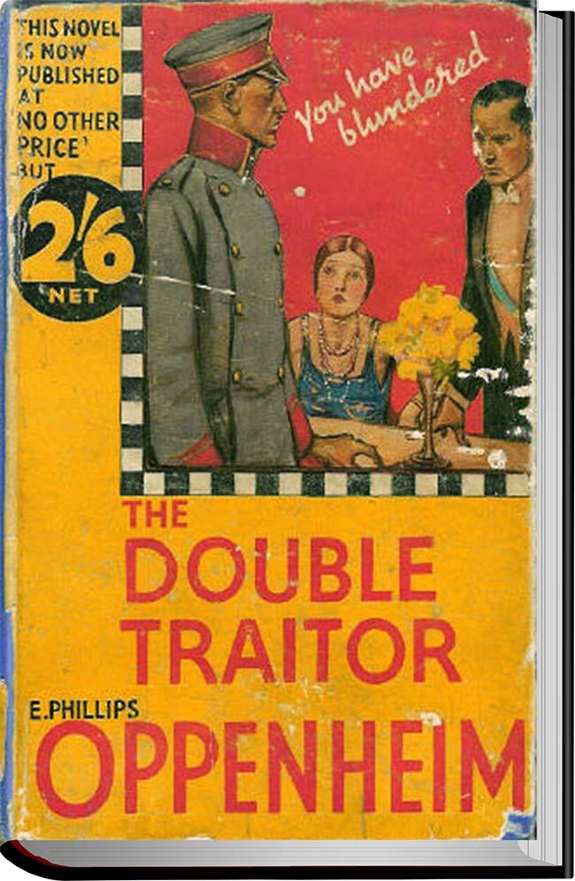 کتاب The Double Traitor