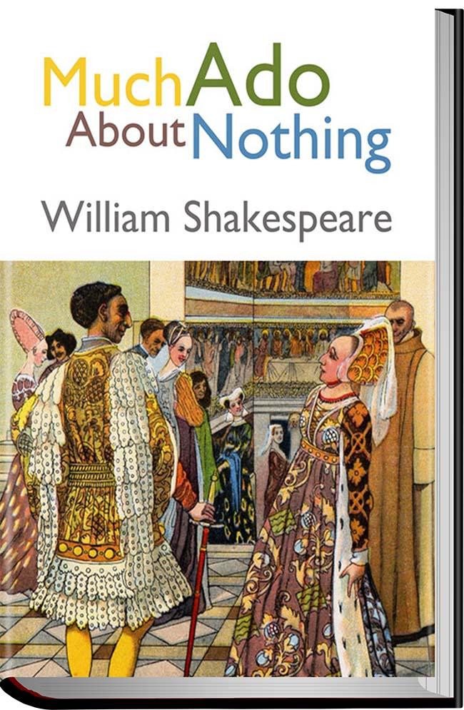 کتاب Much Ado About Nothing