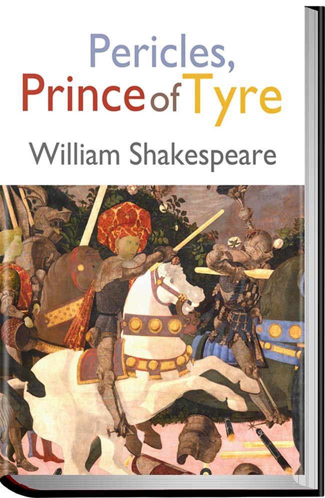 کتاب Pericles Prince of Tyre