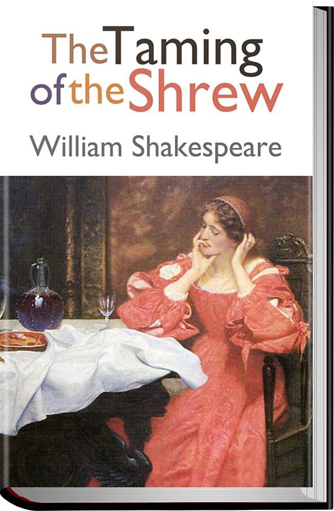 کتاب The Taming of the Shrew