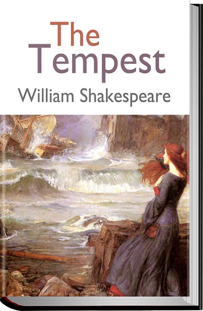 کتاب The Tempest