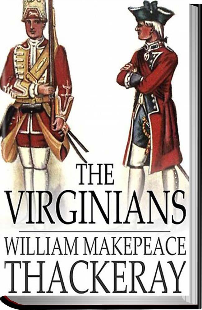 کتاب The Virginians