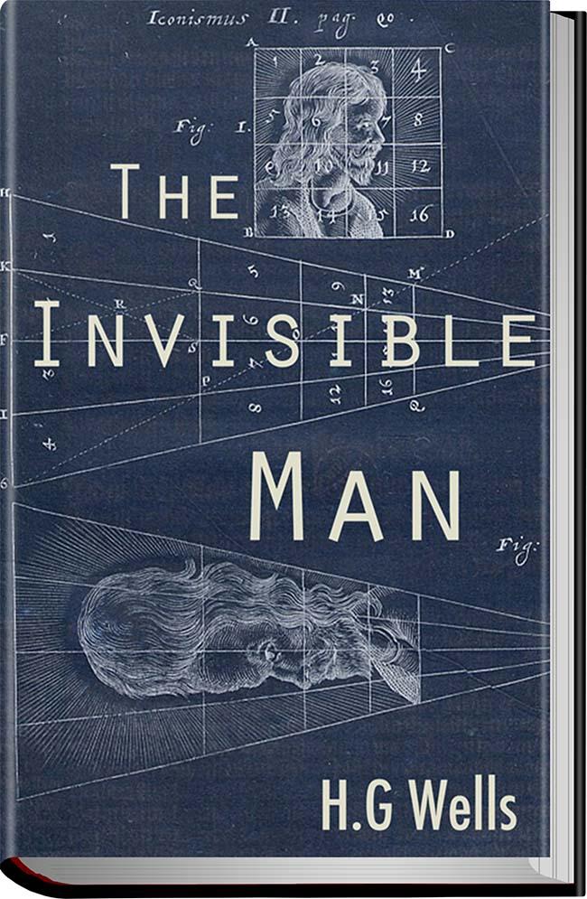 کتاب The Invisible Man