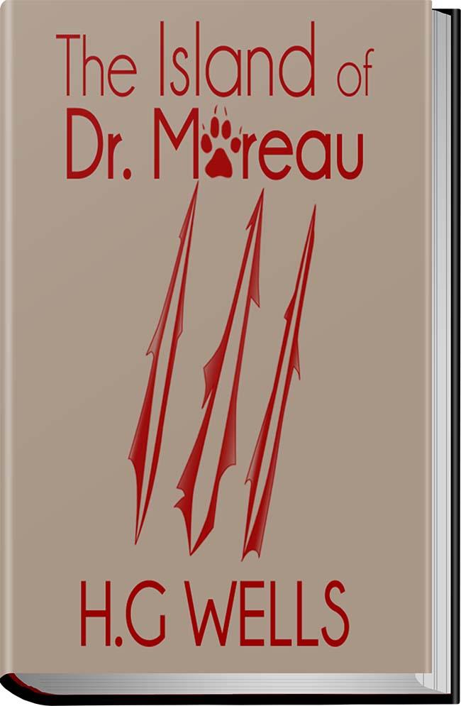 کتاب The Island of Dr Moreau