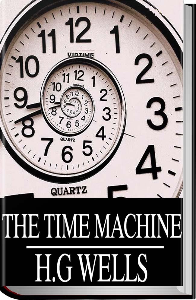 کتاب The Time Machine