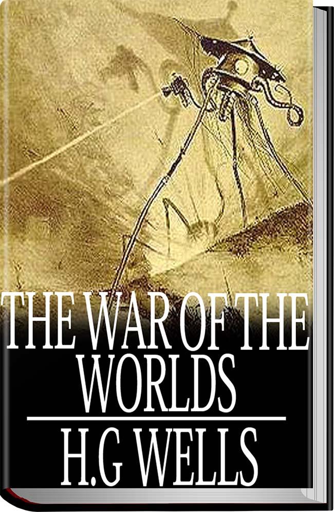 کتاب The War of the Worlds