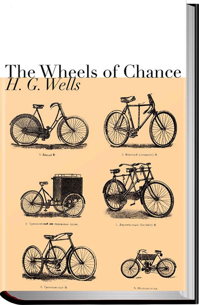 کتاب The Wheels of Chance