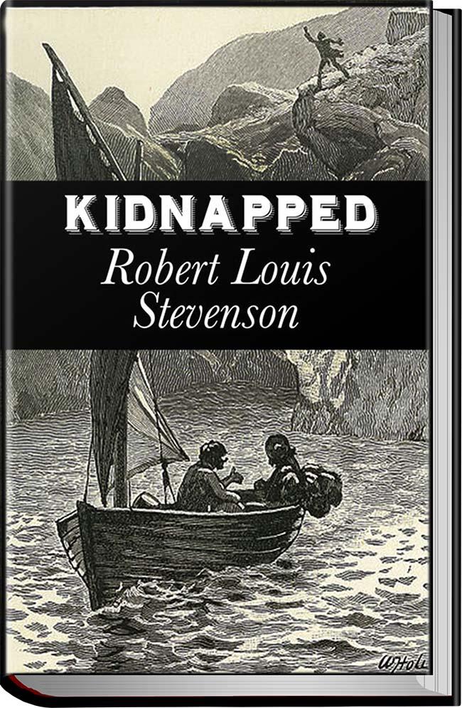 کتاب Kidnapped