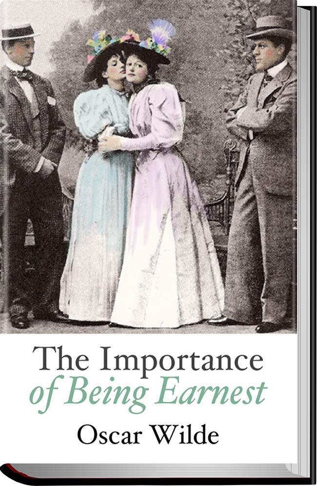 کتاب The Importance of Being Earnest  Oscar Wilde