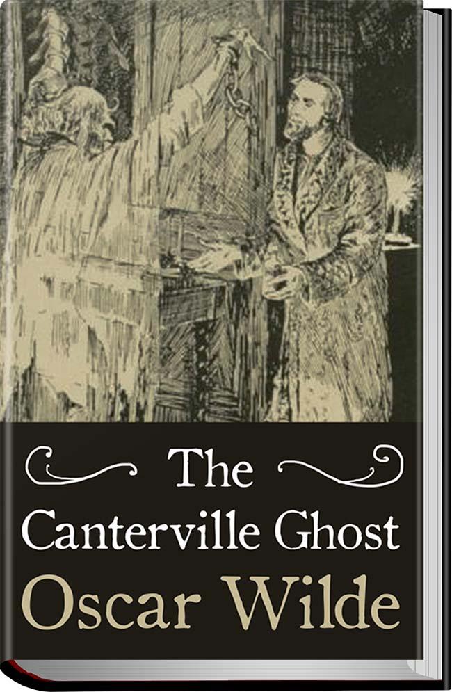 کتاب The Canterville Ghost