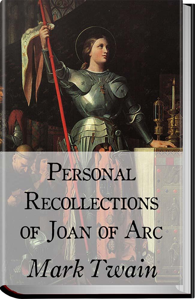 کتاب Personal Recollections of Joan of Arc
