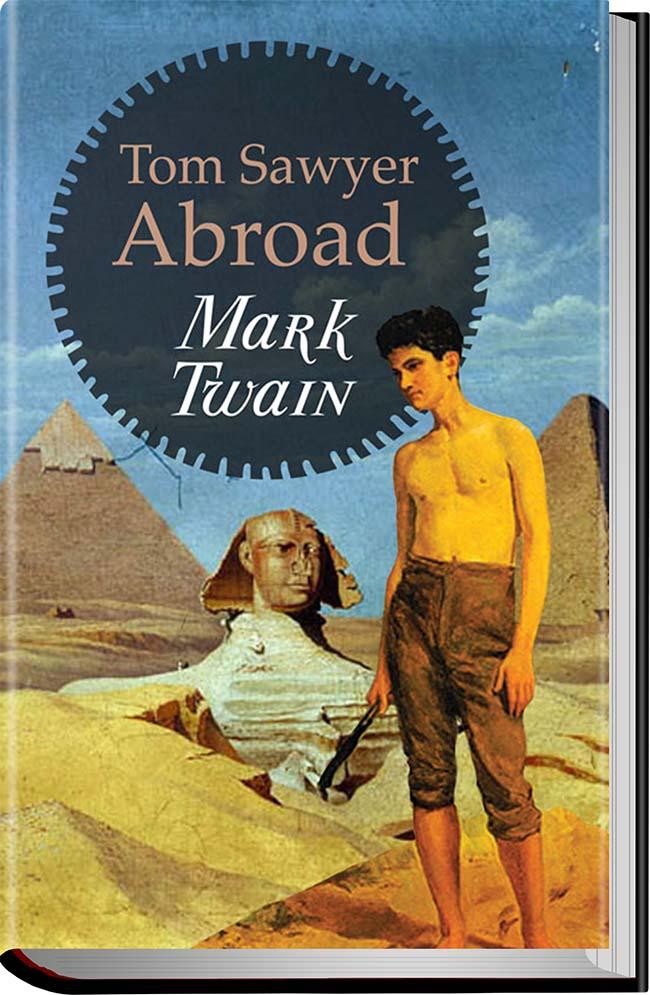 کتاب Tom Sawyer Abroad