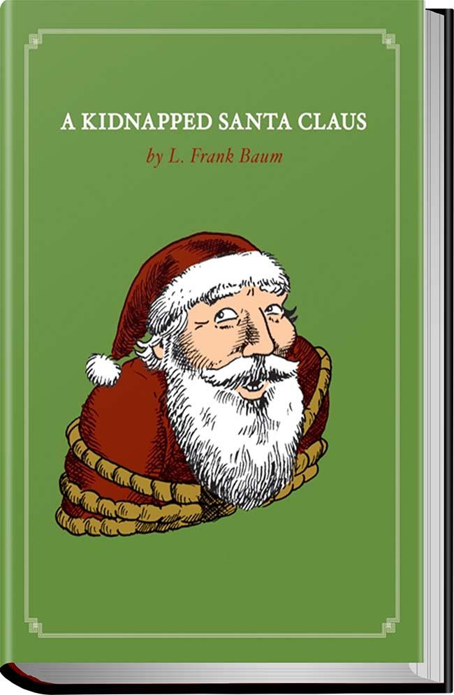 کتاب A Kidnapped Santa Claus