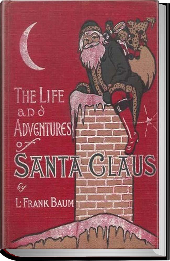 کتاب Life and Adventures of Santa Claus
