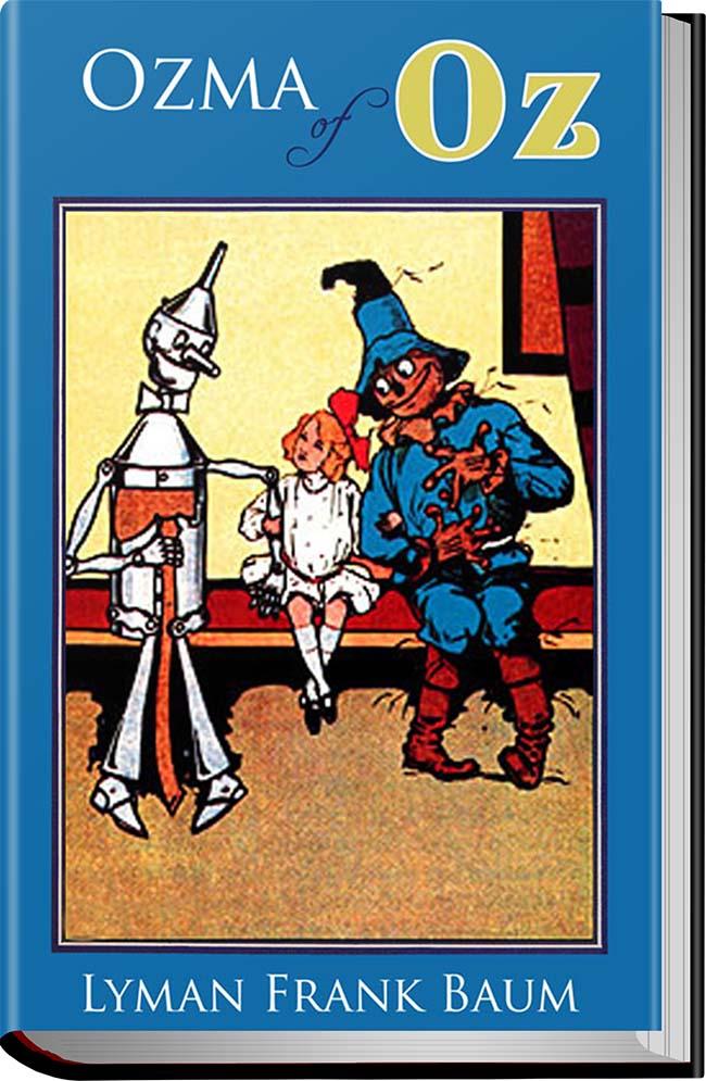 کتاب Ozma of Oz
