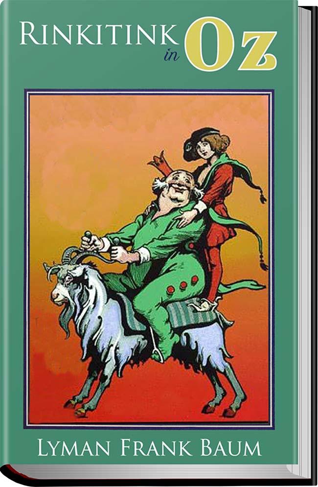 کتاب Rinkitink in Oz