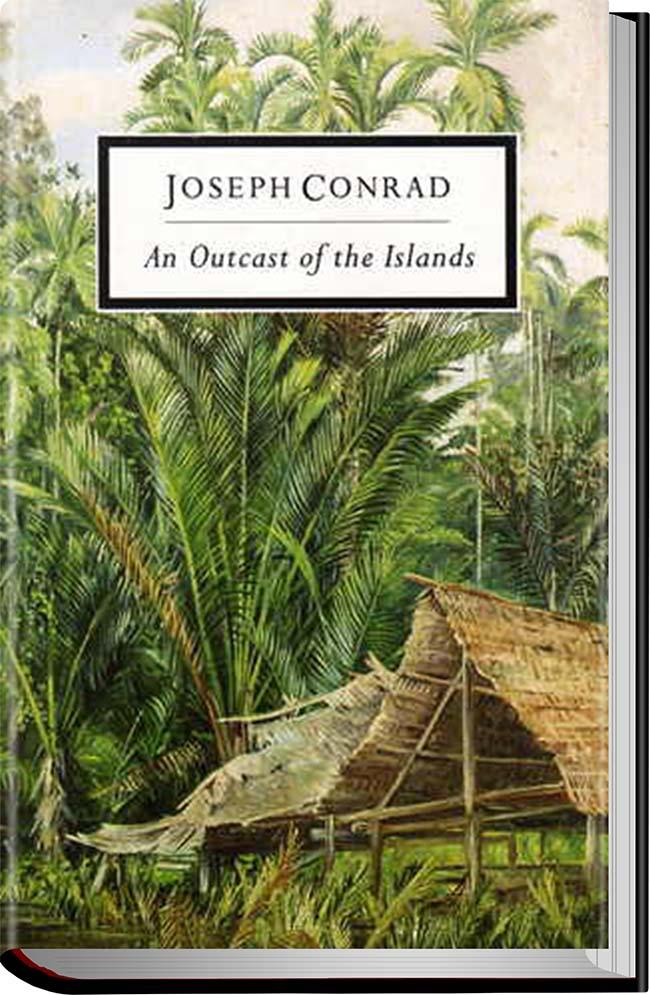 کتاب An Outcast of the Islands