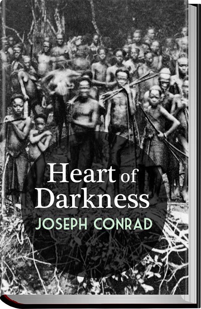 کتاب Heart of Darkness