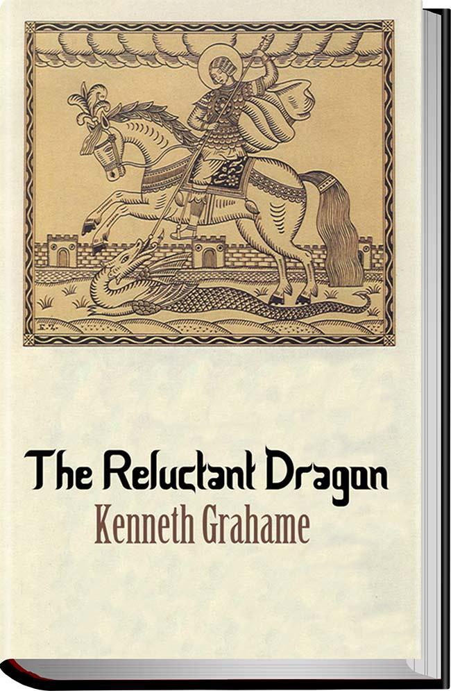 کتاب The Reluctant Dragon