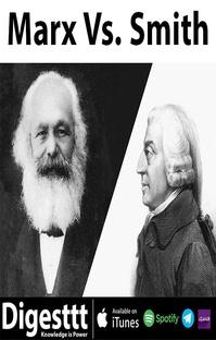 پادکست مارکس در مقابل اسمیت
