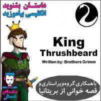 کتاب صوتی King Thrushbeard